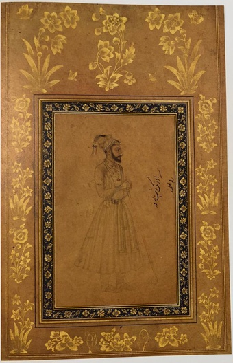 Aurangzeb as a young prince - Lal Chand