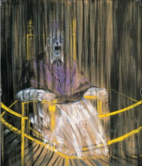 Francis Bacon, Study after Velasquez