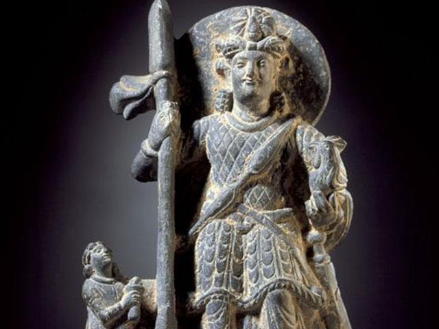 The Greek Influence On Buddhist Art Gandhara And Mathura