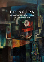 PRINSEPS MODERN AND CONTEMPORARY ART AUCTION NOVEMBER 2019
